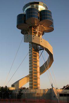 Air Traffic Control, Towers, Sydney, Transportation, Base, Sky, Metal, Heaven, Tours