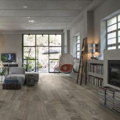 JUMBLE_Caffe #tiles #carreaux #porcelain #porcelaine #brown #brun #design #decor #space #espace #interior #interieur #inspiration #home #maison #loft #textures #trend #tendance #contemporary #contemporain #timeless #intemporel #industrial #industriel