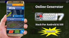 Newest Dream League Soccer Hack for 2017! Get UNLIMITED coins  http://dreamleaguesoccer.gamecheat4android.com/