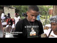 Art therapy program in Croix des Bouquets, Haiti