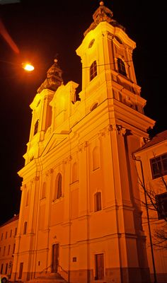 Church of St. Ladislaus in Nitra  Kostol sv. Ladislava v Nitre