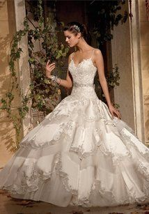 Eve Of Milady Wedding Dress ~