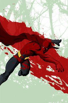 Black Panther - Salvador Velazquez
