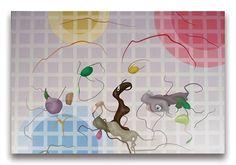2001- Crop, acrilici su tela, cm  80x120 (2)