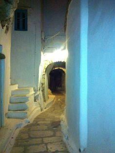Tinos island,Cyclades, Kardiani village