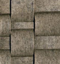 felt wall | via Instant Classics in Design ~ Cityhaüs Design