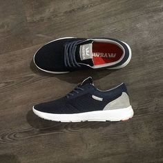 huge discount 89674 92f95 Chaussures Hammer Run Navy White. Style SportifBasket ...