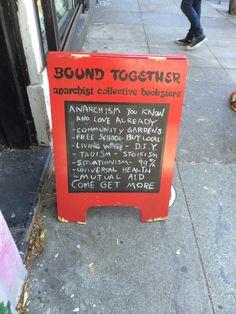 Anarchist Book Store San Francisco