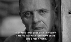 Silence Of The Lambs Quotes Fava Beans. QuotesGram