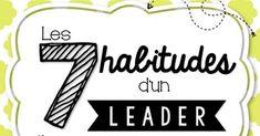 Suite à ma lecture du livre Learn like a pirate de Paul Solarz, je suis tombée en amour avec le concept d'enseigner le leadership aux élèves...