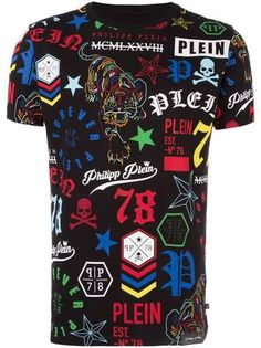 Philipp Plein camiseta My View