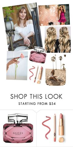 """""""Lines"""" by molodid on Polyvore featuring Gucci"""