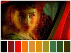 Likes, 103 Kommentare - Farbpaletten-Kino (Jane Termini. Movie Color Palette, Colour Pallette, Color Palate, Color In Film, Todd Haynes, Cinema Colours, Dark Knight, Color Script, Film Inspiration