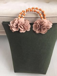 Keçe Handmade Fabric Purses, Handmade Bags, Unique Bags, Simple Bags, Hessian Bags, Creative Bag, Felt Purse, Fabric Bags, Quilted Bag