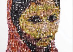 Mozaik Sanatçısı Gökşen Parlatan: Çağdaş sanatta mozaiksel çizgiler