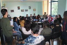 Conversation Clubs Hosted by FLEX Alumni in Azerbaijan
