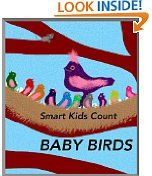 Free Kindle Books - Education - EDUCATION - $0.99 - Baby Birds : Smart Kids Count
