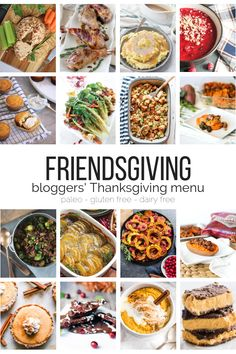 If you are looking for a healthy Paleo Thanksgiving menu, look no further! This menu is full of mocktails, appetizers, main dishes, sides dishes and desserts. Some recipes are while all are Paleo and Gluten Free. Okra, Paleo Recipes, Real Food Recipes, Free Recipes, Donut Recipes, Delicious Recipes, Pancake Recipes, Quick Recipes, Pumpkin Recipes
