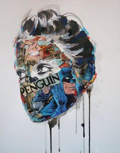 feminismo e cultura pop na arte híbrida de sandra chevrier