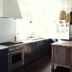 Semihandmade DIY Shaker Ikea Kitchen