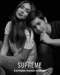 Alden Richards and Kathryn Bernardo for Philippine Star Supreme Philippine Star, Alden Richards, Kathryn Bernardo, Tv Awards, Philippines, Asian Girl, Actors, History, Couple Photos