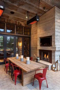 Rustic wooded retreat in Martis Camp: Lifeguard Shack