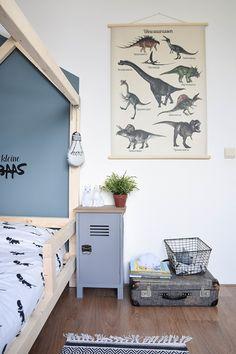 In het Friese Buitenpost woont Inge (eigenaresse van Studio Poppe) samen met haar man en twee kindjes. De bedhuisjes vielen in de smaak bij haar zoon, ze koos voor haar zoon Sem het bedhuisje Sem.