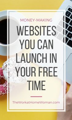 Do you have an entrepreneurial spirit? Then instead of relying on third-party sites and employers to bring in the cash, consider launching your own money making website.  In fact, when you pick a narrow niche and place emphasis on passive income streams, you can create your money making website in your free time. Here's how!
