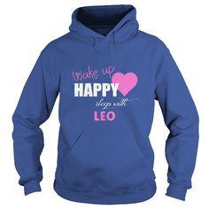 A LEO HAPPY