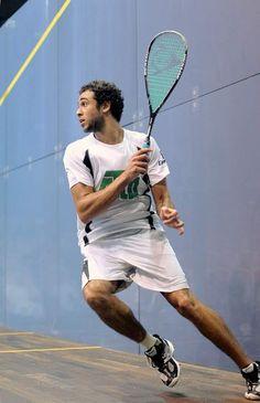 Squash : Ramy Ashour