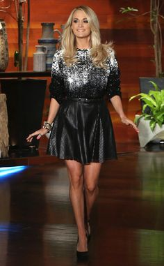Carrie Underwood Announces 2016 Tour, Reveals She'll Bring Baby Isaiah on the Road With Her | E! Online Mobile
