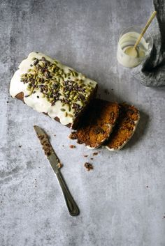 Kabocha, Olive Oil, and Chocolate Cake