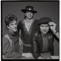 Chris, Stevie & Tommy
