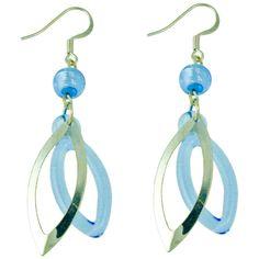 Glass Antica Murrina Kayla Earrings from Murano Jewellery