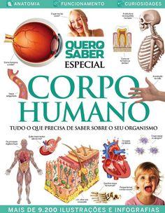 Quero Saber - Corpo Humano - LIVROS ONLINE