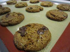 Choc chip biscuits GF