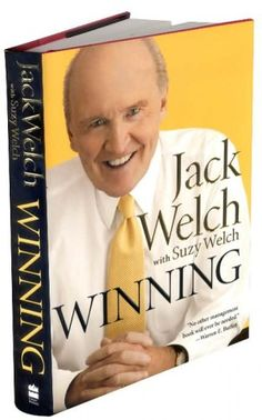 Winning: Important quotes from Jack Welch.