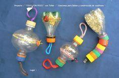 Como crear instrumentos musicales reciclando