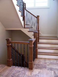 NOT Balisters, just newels and rails  needs finial   Baluster: 32/33  Newel:  O5  Rail: G  Stair Style:  Open End  Starting Application: Square