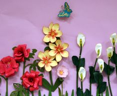 """Since this month is """"Bloom in June"""" at Memory Bound, we couldn't wait to share with you this incredible bulletin board created by our custo..."""
