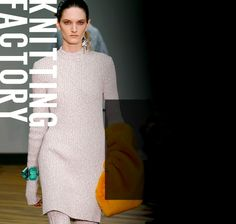 Has there been a season in which knitwear claimed more runway real estate than Fall '14? Trust us, though, these weren't your run-of-the-mil...