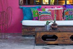 Siguiendo estas ideas podrás decorar cualquier rincón de tu hogar con todo el toque que caracteriza al campo mexicano sin gastar de más: El interior puede