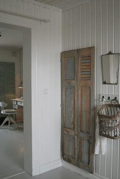 Placard Avec Des Portes Anciennes ID Pinterest Portes - Porte placard coulissante jumelé avec réparation porte blindée
