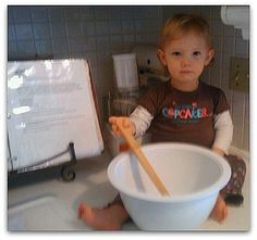 Kids in the Kitchen - November 2014 - find in the ARCHIVES section
