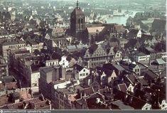 Alt-Danzig, ( Gdańsk ) Danzig, Prussia, Old City, Kirchen, New York Skyline, City Photo, Germany, Tours, Travel