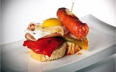 Tapas Restaurant, Tapas Bar, Restaurant Recipes, Finger Food Appetizers, Appetizer Dips, Appetizer Recipes, Graduation Party Foods, Tostadas, Catering