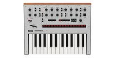 Beautiful and Powerful. Next-generation monophonic analog synthesizer in a vivid five-color lineup.
