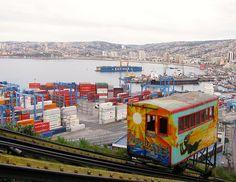Apuntes y Viajes: Valparaíso / Fotografías