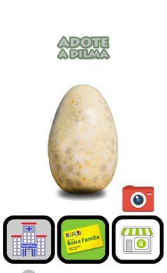O mais novo app no Google Play! Tenha sua própria Dilma!