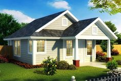 7 excellent floor plans for tiny traditional bungalows